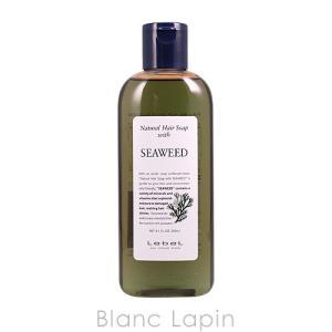 ルベル LebeL ナチュラルヘアソープウィズSW 240ml [621385] blanc-lapin