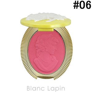 レ・メルヴェイユーズラデュレ Les Merveilleuses LADUREE プレストチークカラーN ミニ #06 Bonbon 3g [190037]【メール便可】|blanc-lapin