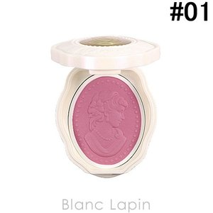 レ・メルヴェイユーズラデュレ Les Merveilleuses LADUREE プレストチークカラーN #01 4g [168050]【メール便可】|blanc-lapin