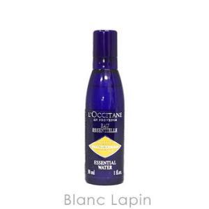 【ミニサイズ】 ロクシタン L'OCCITANE イモーテルエッセンシャルフェースウォーター 30ml [109199]|blanc-lapin