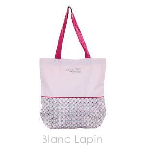 【ノベルティ】 ロクシタン L'OCCITANE ジョイフェットトートバッグ [040400]【メール便可】|blanc-lapin
