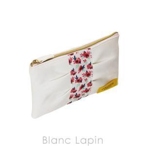 【ノベルティ】 ロクシタン L'OCCITANE コスメポーチ チェリーワンダーランド #ホワイト [047683]【メール便可】|blanc-lapin