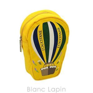 【ノベルティ】 ロクシタン L'OCCITANE コスメポーチ バルーン #イエロー [067919]【メール便可】|blanc-lapin