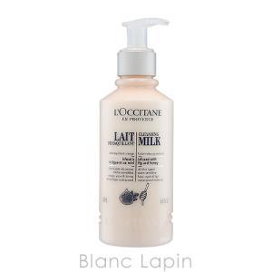 ロクシタン L'OCCITANE センスレシピクレンジングミルク 200ml [586365]|blanc-lapin