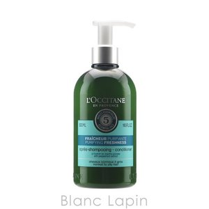 ロクシタン L'OCCITANE ファイブハーブスピュアフレッシュネスコンディショナー 500ml [585917]|blanc-lapin