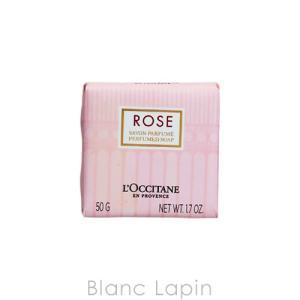 ロクシタン L'OCCITANE ローズパフュームソープ 50g [542132]【メール便可】|blanc-lapin