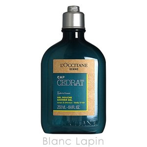 ロクシタン LOCCITANE セドラオムシャワージェル 250ml [453377] blanc-lapin