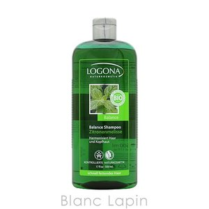 ロゴナ LOGONA バランスシャンプーレモンバーム 500ml [013681]