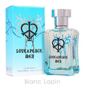 ラブアンドピース LOVE & PEACE ラブアンドピースメン EDP 50ml [880351]|blanc-lapin