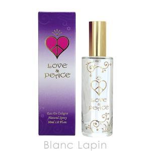 ラブアンドピース LOVE & PEACE ラブ&ピース EDC 30ml [889743]|blanc-lapin