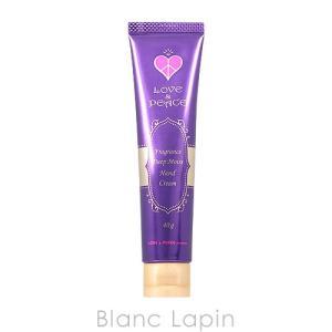 ラブアンドピース LOVE & PEACE フレグランスディープモイストハンドクリーム 40g [888494]|blanc-lapin