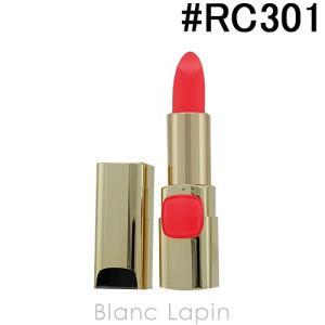 ロレアル パリ L'OREAL PARiS カラーリッシュルルージュ #RC301 ヴィンテージレッド 3.7g [250528]【メール便可】|blanc-lapin