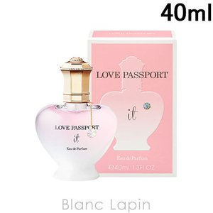 ラブパスポート Love Passport イット EDP 40ml [010894]|blanc-lapin