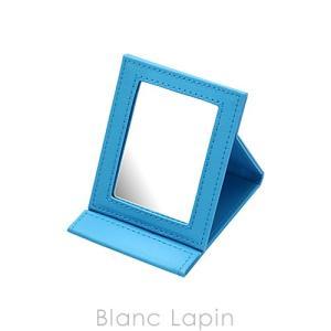【ノベルティ】 ラロッシュポゼ LA ROCHE-POSAY ポケットミラー #ブルー [079979]|blanc-lapin