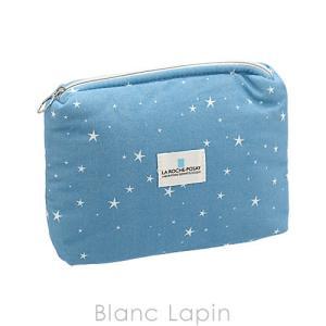 【ノベルティ】 ラロッシュポゼ LA ROCHE-POSAY コスメポーチ #ライトブルー [063256]【メール便可】|blanc-lapin