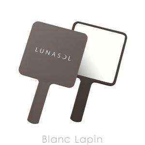 【ノベルティ】 ルナソル LUNASOL ハンドミラー [063225]|blanc-lapin