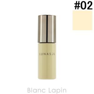 ルナソル LUNASOL カラープライマー #02 Soft Yellow 30ml [344217]|blanc-lapin