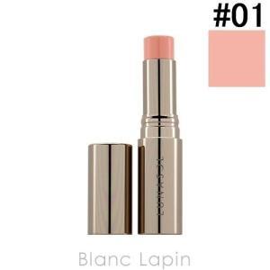 【箱・外装不良】ルナソル LUNASOL カラースティック #01 Sheer Pink 5.2g [344729]【メール便可】|blanc-lapin