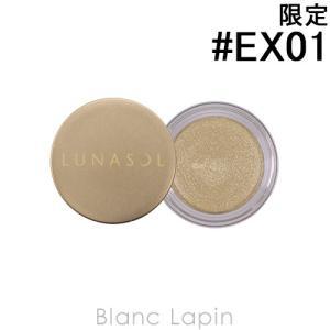ルナソル LUNASOL シマーカラーアイズ #EX01 Sheer Gold 5.4g [308394]【メール便可】|blanc-lapin