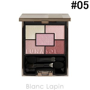 ルナソル LUNASOL ジェミネイトアイズN #05 RB 4.8g [376393]【メール便可】|blanc-lapin