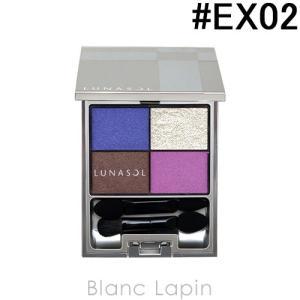 ルナソル LUNASOL コントラスティングカラーアイズ #EX02 Sparkling Moon 3.4g [634943]【メール便可】|blanc-lapin