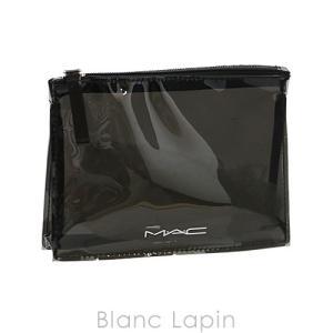 【ノベルティ】 マック M・A・C クリアコスメポーチ #ブラック [071640]【メール便可】|blanc-lapin