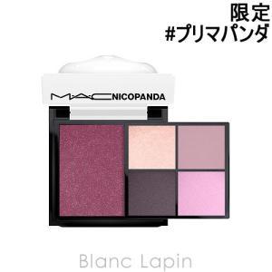 マック M・A・C 【ニコパンダ】フルフェイスキット #プリマパンダ 6.4g/5.2g [464746]|blanc-lapin