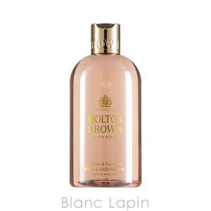 モルトンブラウン MOLTON BROWN ジャスミン&サンローズバス&シャワージェル 300ml [112224]|blanc-lapin