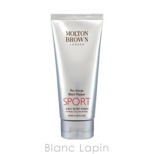 モルトンブラウン MOLTON BROWN ブラックペッパースポーツ4-IN-1ウォッシュ 200ml [073167]|blanc-lapin