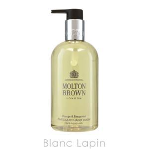 モルトンブラウン MOLTON BROWN オレンジ&ベルガモットハンドウォッシュ 300ml [088406]|blanc-lapin