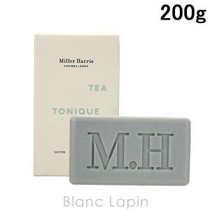 ミラーハリス MILLER HARRIS ティートニックソープ 200g [720411]【hawks202110】 blanc-lapin