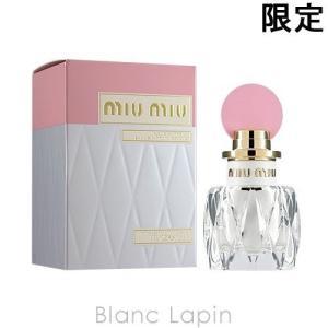 【箱・外装不良】ミュウミュウ MIUMIU フルールダルジャン EDP アブソリュ 30ml [440625] blanc-lapin