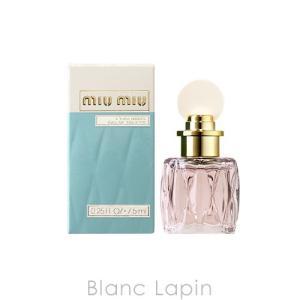 【ミニサイズ】 ミュウミュウ MIUMIU ローロゼ EDT 7.5ml [487653]|blanc-lapin