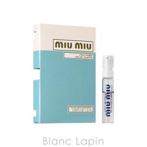 【ミニサイズ】 ミュウミュウ MIUMIU ローロゼ EDT 1.2ml [487417]|blanc-lapin