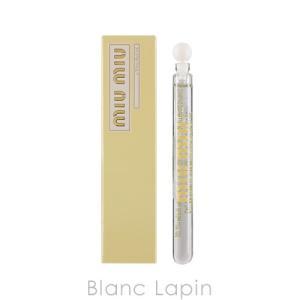 【ミニサイズ】 ミュウミュウ MIUMIU ローブルー EDP 4ml [531623]|blanc-lapin