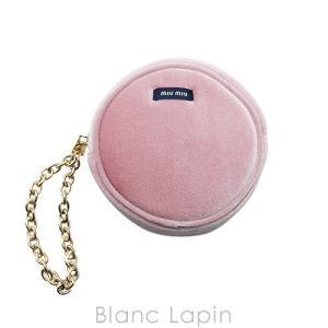【ノベルティ】 ミュウミュウ MIUMIU コスメポーチ #ピンク [898793]|blanc-lapin