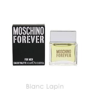 【ミニサイズ】 モスキーノ MOSCHINO フォーエバーメン EDT 4.5ml [802500]|blanc-lapin