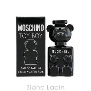 【ミニサイズ】 モスキーノ MOSCHINO トイボーイEDP 5ml [845187]|blanc-lapin