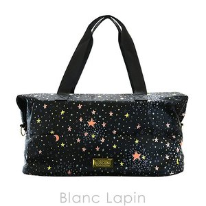【ノベルティ】 モスキーノ MOSCHINO ボストンバッグ コスミックスター #ブラック [846191]|blanc-lapin