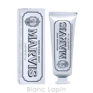 マービス MARVIS ホワイト・ミント 25ml [110322]|blanc-lapin