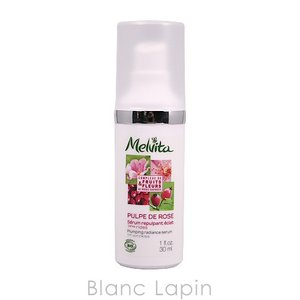 メルヴィータ MELVITA ローズパルプミルクセラム 30ml [030681]|blanc-lapin