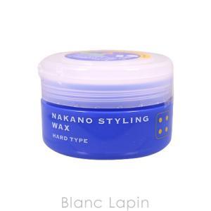 ナカノ NAKANO スタイリングワックス4 90g [923962] blanc-lapin
