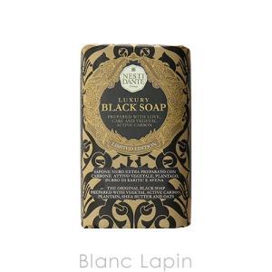 ネスティダンテ NESTI DANTE ラグジュアリーブラックソープ 250g [002667] blanc-lapin