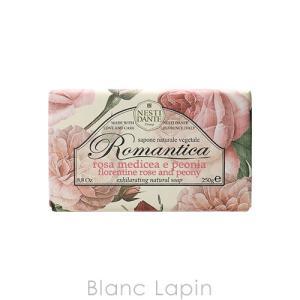 ネスティダンテ NESTI DANTE ロマンティカソープ ローズ&ピオニー 250g [001363] blanc-lapin