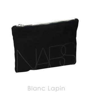 【ノベルティ】 ナーズ NARS コスメポーチ フラット #ブラック [076973]【メール便可】 blanc-lapin