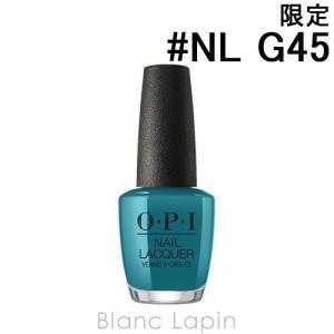 OPI ネイルラッカー #NL G45 ティール ミー モア ティール ミー モア 15ml [138170]【ポイント5倍】 blanc-lapin