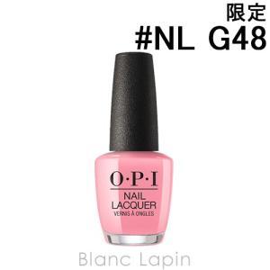 OPI ネイルラッカー #NL G48 ピンク レディース ルール ザ スクール 15ml [138200]【ポイント5倍】 blanc-lapin
