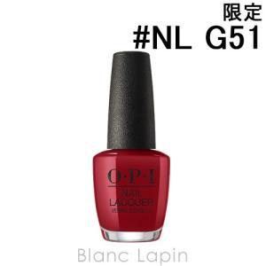 OPI ネイルラッカー #NL G51 テル ミー アバウト イット スタッド 15ml [138231]【ポイント5倍】 blanc-lapin