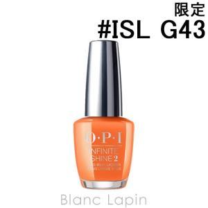 OPI インフィニットシャインネイルラッカー #ISL G43 サマー ラビング ハビング ア ブラスト! 15ml [138279]【ポイント5倍】 blanc-lapin