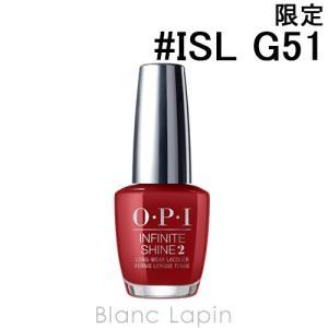 OPI インフィニットシャインネイルラッカー #ISL G51 テル ミー アバウト イット スタッド 15ml [138354]【ポイント5倍】 blanc-lapin